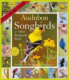 Audubon Songbirds and Other Backyard Birds Pict...