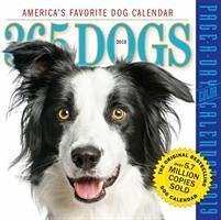 2019 365 Dogs Colour Page-A-Day Calendar