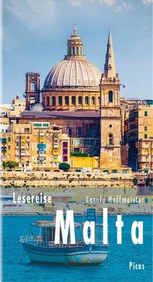 Lesereise Malta (eBook, ePUB) - Hoffmeister, Carola
