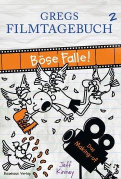 Gregs Filmtagebuch 2 - Böse Falle! (Mängelexemplar) - Kinney, Jeff