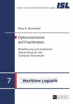 Optionsscheine auf Frachtraten (eBook, PDF) - Blumenthal, Philip