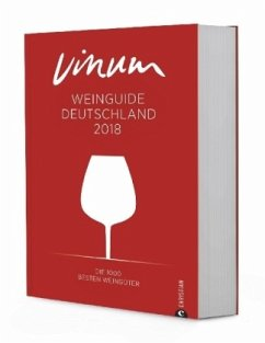 Vinum Weinguide Deutschland 2018 (Mängelexemplar) - Benz, Gerhard; Both, Martin