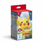 Pokémon: Let s Go, Pikachu! + Pokéball Plus