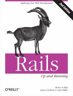 Rails: Up and Running (eBook, ePUB) - Tate, Bruce
