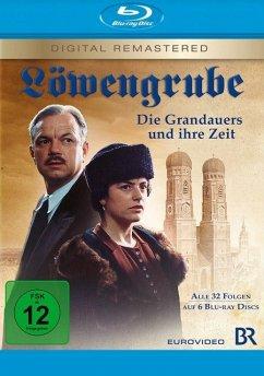 Löwengrube Box - Folge 1-32 Remastered - Loewengrube Box/6 Bds