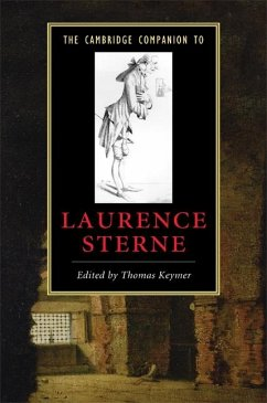 Cambridge Companion to Laurence Sterne (eBook, ePUB)