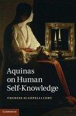 Aquinas on Human Self-Knowledge (eBook, ePUB)