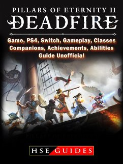 Pillars of Eternity 2 Deadfire, Game, PS4, Swit...