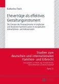 Ehevertraege als effektives Gestaltungsinstrument (eBook, ePUB)