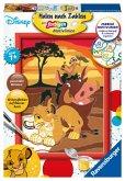 Ravensburger 27786 - Malen nach Zahlen, Disney König der Löwen, MNZ, Malset
