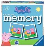 Ravensburger 21415 - Peppa Pig Memory, Konzentrationsspiel