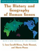 The History and Geography of Human Genes (eBook, PDF)