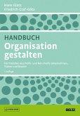Handbuch Organisation gestalten (eBook, PDF)