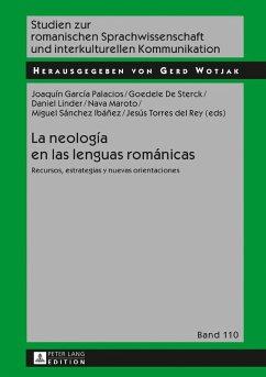 La neologia en las lenguas romanicas (eBook, ePUB)