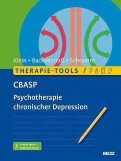 Therapie-Tools CBASP (eBook, PDF) - Klein, Jan Philipp; Backenstraß, Matthias; Schramm, Elisabeth