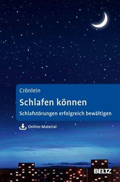 Schlafen können (eBook, ePUB) - Crönlein, Tatjana