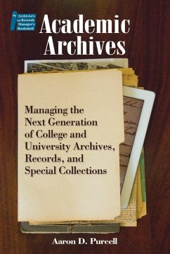 Academic Archives (eBook, ePUB) - Purcell, Aaron D.