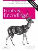 Fonts & Encodings (eBook, PDF)