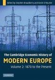 Cambridge Economic History of Modern Europe: Volume 2, 1870 to the Present (eBook, ePUB)