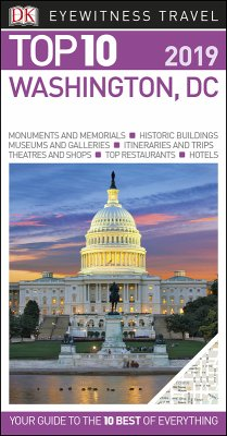 Top 10 Washington, DC (eBook, PDF)