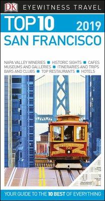 Top 10 San Francisco (eBook, PDF)