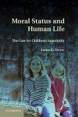 Moral Status and Human Life (eBook, ePUB)