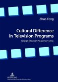 Cultural Difference in Television Programs (eBook, PDF)