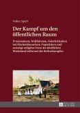 Der Kampf um den oeffentlichen Raum (eBook, PDF)