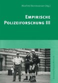 Empirische Polizeiforschung III (eBook, PDF)