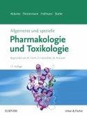 Allgemeine und spezielle Pharmakologie und Toxikologie (eBook, ePUB)