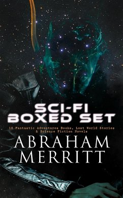 SCI-FI Boxed Set: 18 Fantastic Adventures Books...