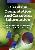 Quantum Computation and Quantum Information (eBook, ePUB)