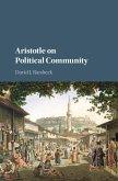 Aristotle on Political Community (eBook, ePUB)