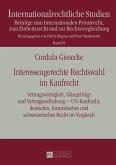 Interessengerechte Rechtswahl im Kaufrecht (eBook, ePUB)