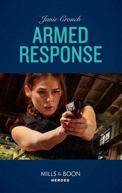 Armed Response (Mills & Boon Heroes) (Omega Sec...