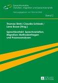 Sprachkontakt, Sprachvariation, Migration: Methodenfragen und Prozessanalysen (eBook, PDF)