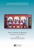Pour l'amour de Byzance (eBook, PDF)