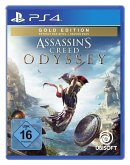 Assassin's Creed Odyssey - Gold Edition (PlayStation 4)