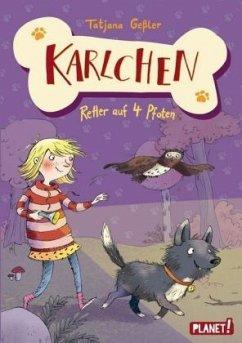 Karlchen (Mängelexemplar) - Geßler, Tatjana