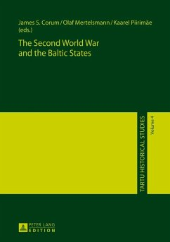 Second World War and the Baltic States (eBook, ePUB)