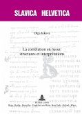 La correlation en russe : structures et interpretations (eBook, PDF)