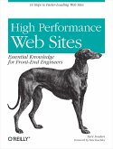 High Performance Web Sites (eBook, ePUB)