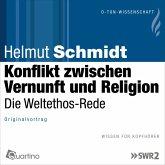 Konflikt zwischen Vernunft und Religion (MP3-Download)