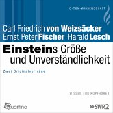 Einsteins Größe und Unverständlichkeit (MP3-Download)