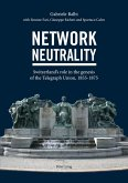 Network Neutrality (eBook, ePUB)