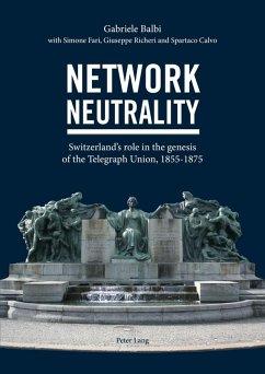 Network Neutrality (eBook, ePUB) - Balbi, Gabriele