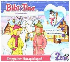Bibi & Tina - Winterzauber, 2 Audio-CDs