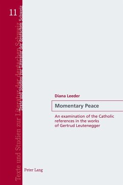 Momentary Peace (eBook, PDF) - Leeder, Diana