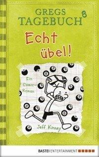 Gregs Tagebuch 8 - Echt ubel! (eBook, ePUB)