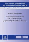 Individualsanktionen des UN-Sicherheitsrates gegen Al Qaida und die Taliban (eBook, ePUB)
